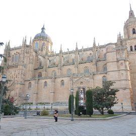 Arqueta-Relicario ( S.I.B. Catedral de Salamanca)