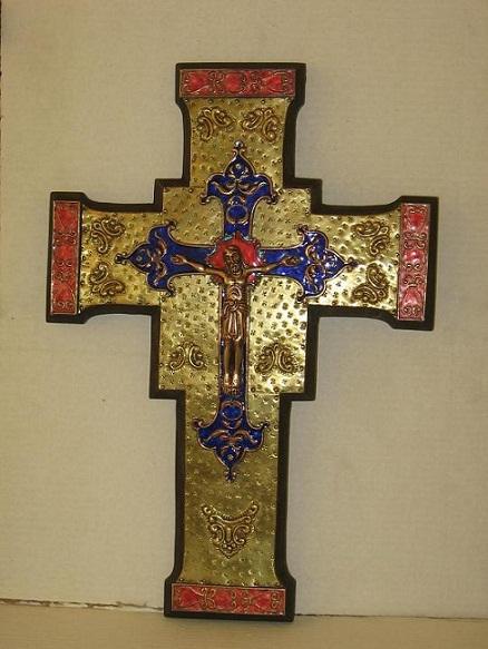 Cristo sobre cruz