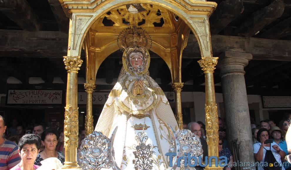 15 de Agosto, festividad de la Asunción de la Virgen María