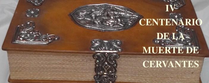 Homenaje a Miguel de Cervantes- 10% de descuento en  Monográficos