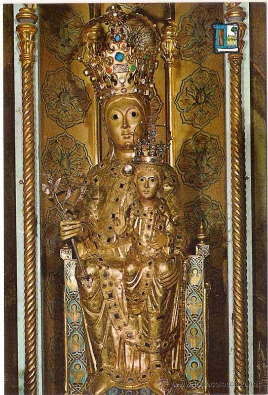 La Virgen de la Vega de Salamanca