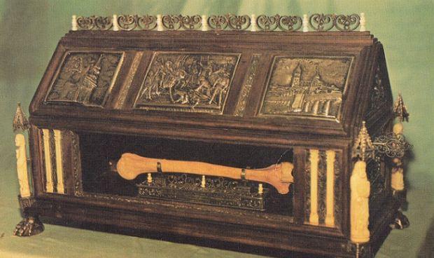 Arqueta de San Juan de Sahagún