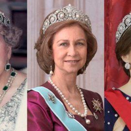 Tiaras de la realeza europea