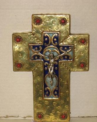 Restauración de piezas religiosas