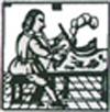 Artesanía MoriCristo de marfil sobre cruz con adornos en plata - Artesanía Mori