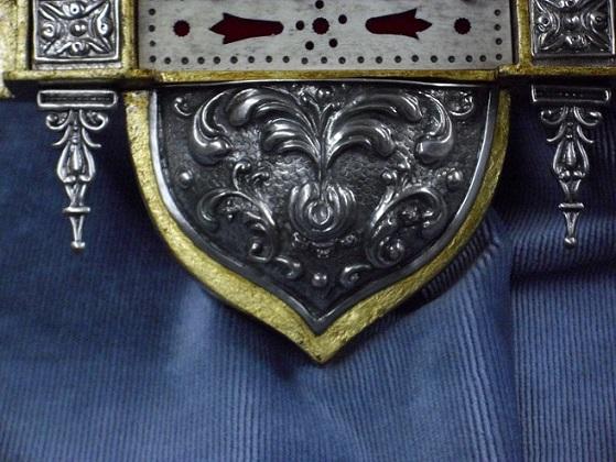 Detalle artesanía
