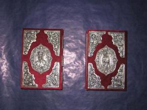 El Quijote (dos tomos)